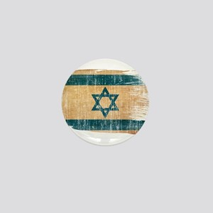 Israel Flag Mini Button