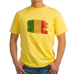 Italy Flag T