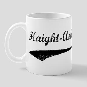 Haight-Ashbury - Vintage Mug