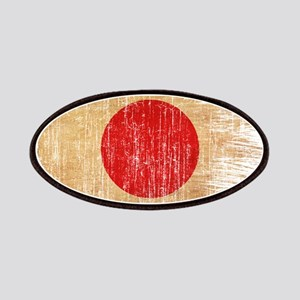 Japan Flag Patches