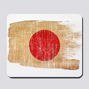 Japan Flag Mousepad