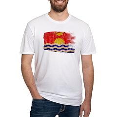 Kiribati Flag Shirt