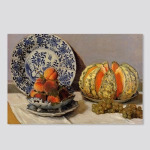 Monet Still Life Postcards (Package of 8)