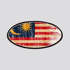 Malaysia Flag Patches