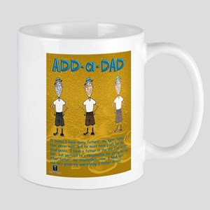 It seems I have many fathers. My birth father Mug