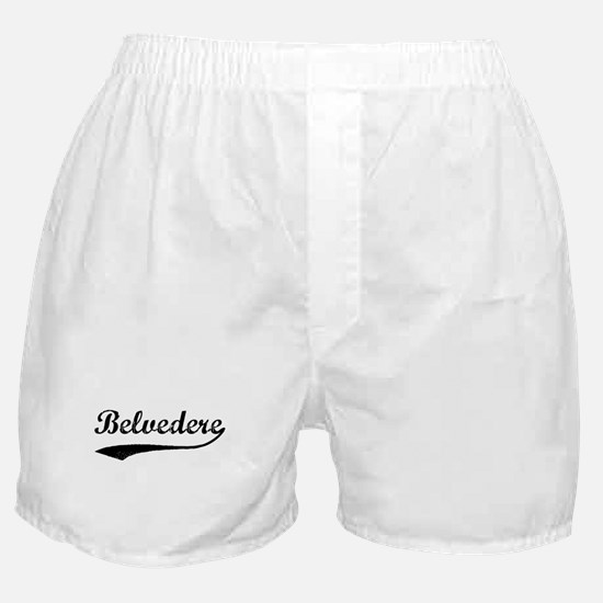 Belvedere - Vintage Boxer Shorts
