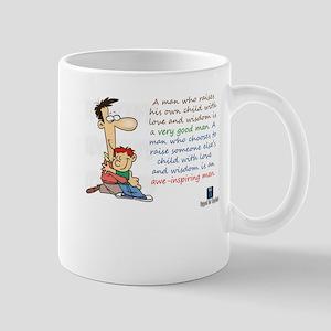 awe inspiring man Mug