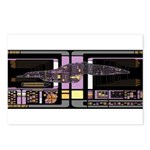 Intrepid Class MSD Postcards (Package of 8)