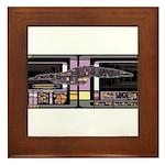 Intrepid Class MSD Framed Tile