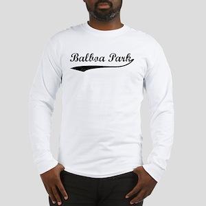 Balboa Park - Vintage Long Sleeve T-Shirt