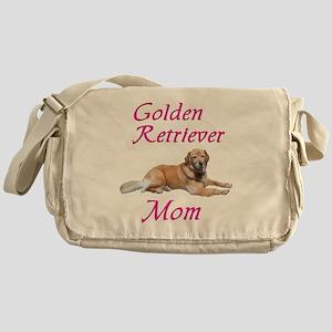 GoldenMom Messenger Bag