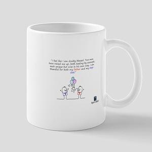 two daddy Mug