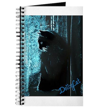 DollyCat Deep Deep Blue - Ragdoll Cat Journal