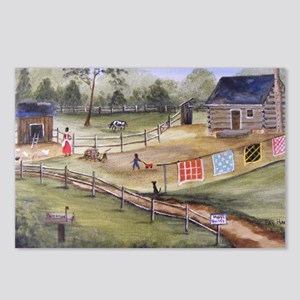 Mary Pattersons Quilts Postcards (Package of 8)