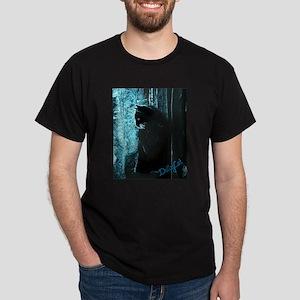 DollyCat Deep Deep Blue - Ragdoll Cat Dark T-Shirt