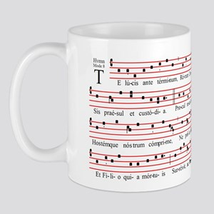 Te Lucis - Paschal (Mode 8) - Mug