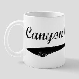 Canyon Country - Vintage Mug