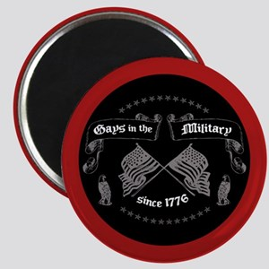 """Gays in the Military"" Magnet"