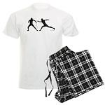Fence! Men's Light Pajamas