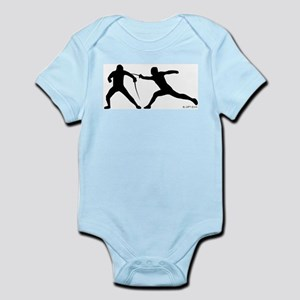 Fence! Infant Bodysuit