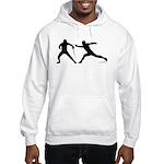 Fence! Hooded Sweatshirt