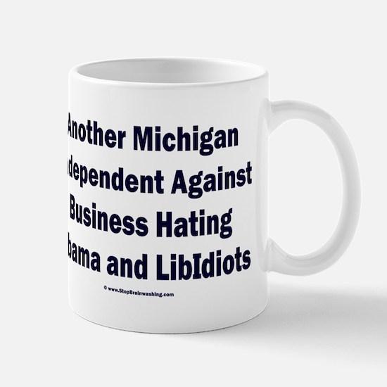 Michigan Independent Mug
