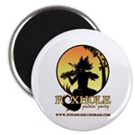 """Foxhole 2.25"""" Magnet"""