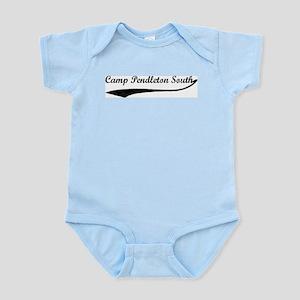 Camp Pendleton South - Vintag Infant Creeper