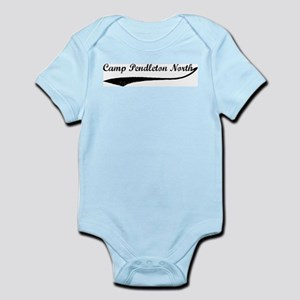 Camp Pendleton North - Vintag Infant Creeper
