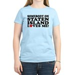 Staten Island Women's Light T-Shirt