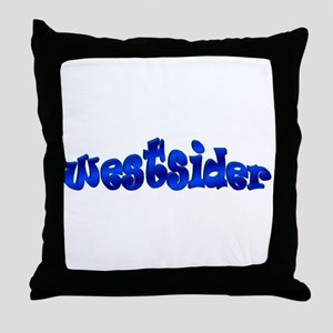 Westsider Throw Pillow
