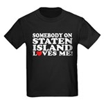 Staten Island Kids Dark T-Shirt