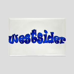 Westsider Rectangle Magnet
