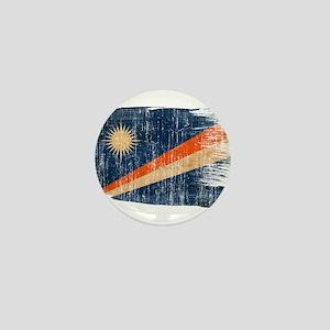 Marshall Islands Flag Mini Button