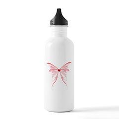 winged heart Water Bottle