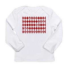 Will u be mine Long Sleeve Infant T-Shirt