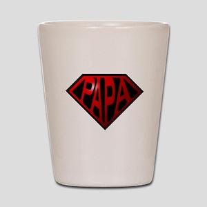 papa Shot Glass