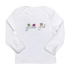 girlie-girl Long Sleeve Infant T-Shirt