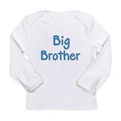 Big Brother/ Sister Long Sleeve Infant T-Shirt