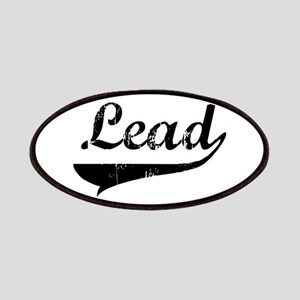 2-lead-blk Patches
