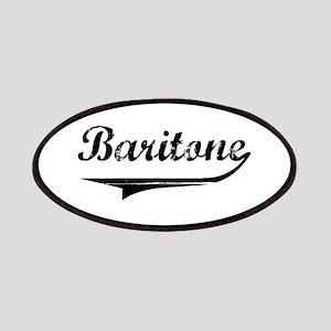 baritone-blk Patches