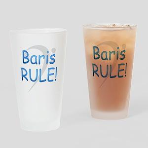 3-baris rule Drinking Glass