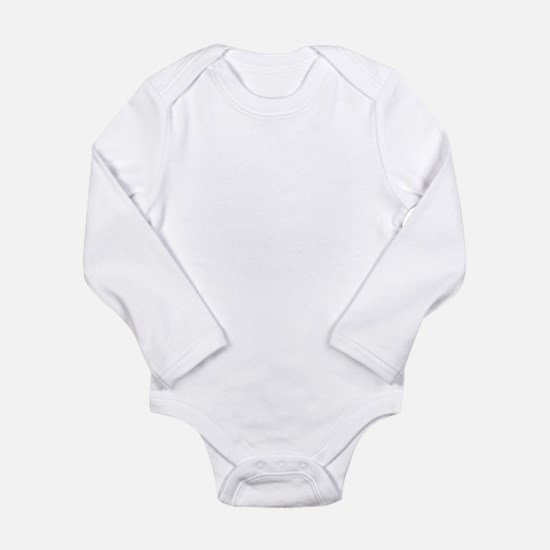 NEW! Plus Size Diva Wear Long Sleeve Infant Bodysu