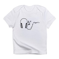 plugged in.png Infant T-Shirt