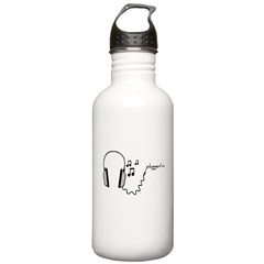 plugged in Water Bottle