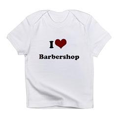 iheart barbershop.png Infant T-Shirt