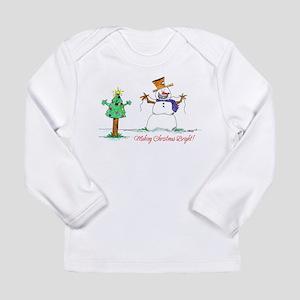 12 dec copy Long Sleeve Infant T-Shirt
