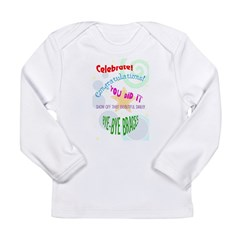 REMOVAL POST CARD copy Long Sleeve Infant T-Sh