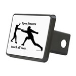 Epee Touch Rectangular Hitch Cover