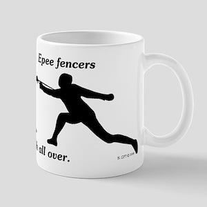 Epee Touch Mug